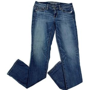 American Eagle Outfitters Jeans - AEO Skinny Super Stretch Jeans Size 4